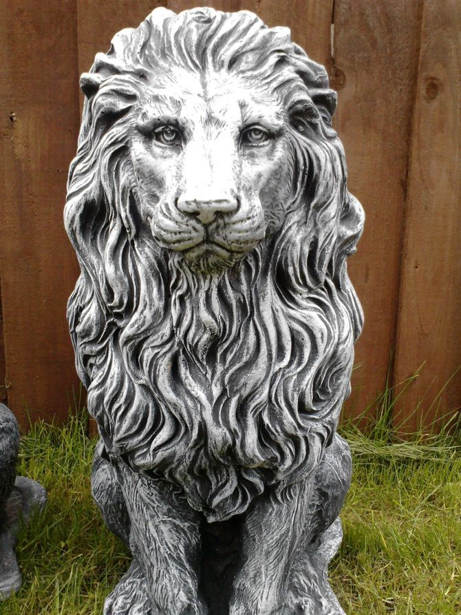 Paint Concrete Statues Read More How To Paint And