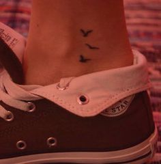 small ankle tattoos - Google Search