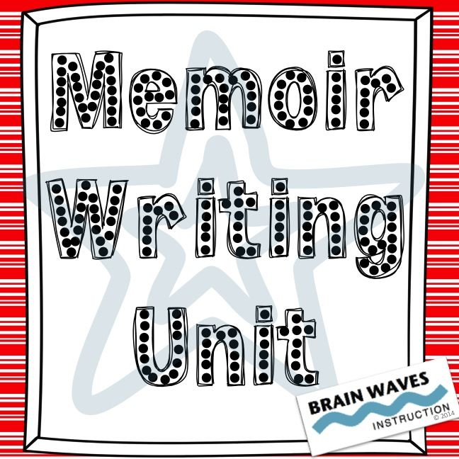 Common core memoir unit for 8th grade array 7 best 7th grade language arts classroom activities images on rh pinterest com fandeluxe Gallery