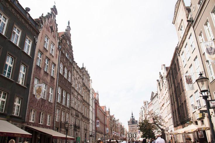 Gdańsk 2016 photodiary