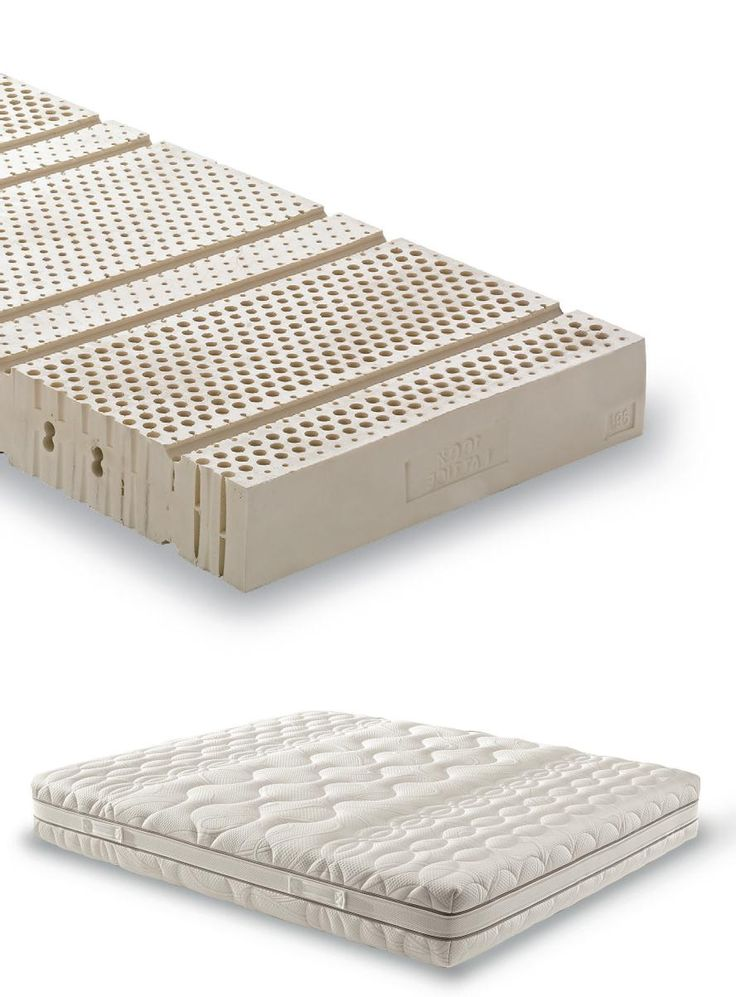 I #Materassi in #lattice sono anatomici, elastici, anallergici. Tessuto esterno: Stretch in 100% poliestere, con trattamento antibatterico, sfoderabile con cerniera su quattro lati e lavabile in acqua a 90°C. Struttura interna h 18 cm: Lastra in 100% #schiuma di #lattice a 7 zone di portanza differenziata. Maglia elastica di protezione. Manutenzione: Si consiglia di arieggiare spesso il #materasso, ruotarlo periodicamente testa/piedi e sotto/sopra.