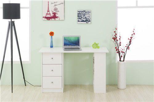 #whitetable #whitedesk #office #computerdesk #workstation