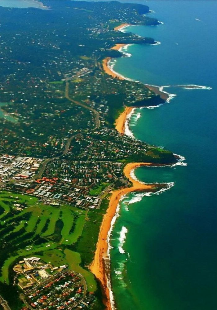 Northern Beaches:- Northern Beaches is a beautiful coastline that stretches from Manly to Palm Beach