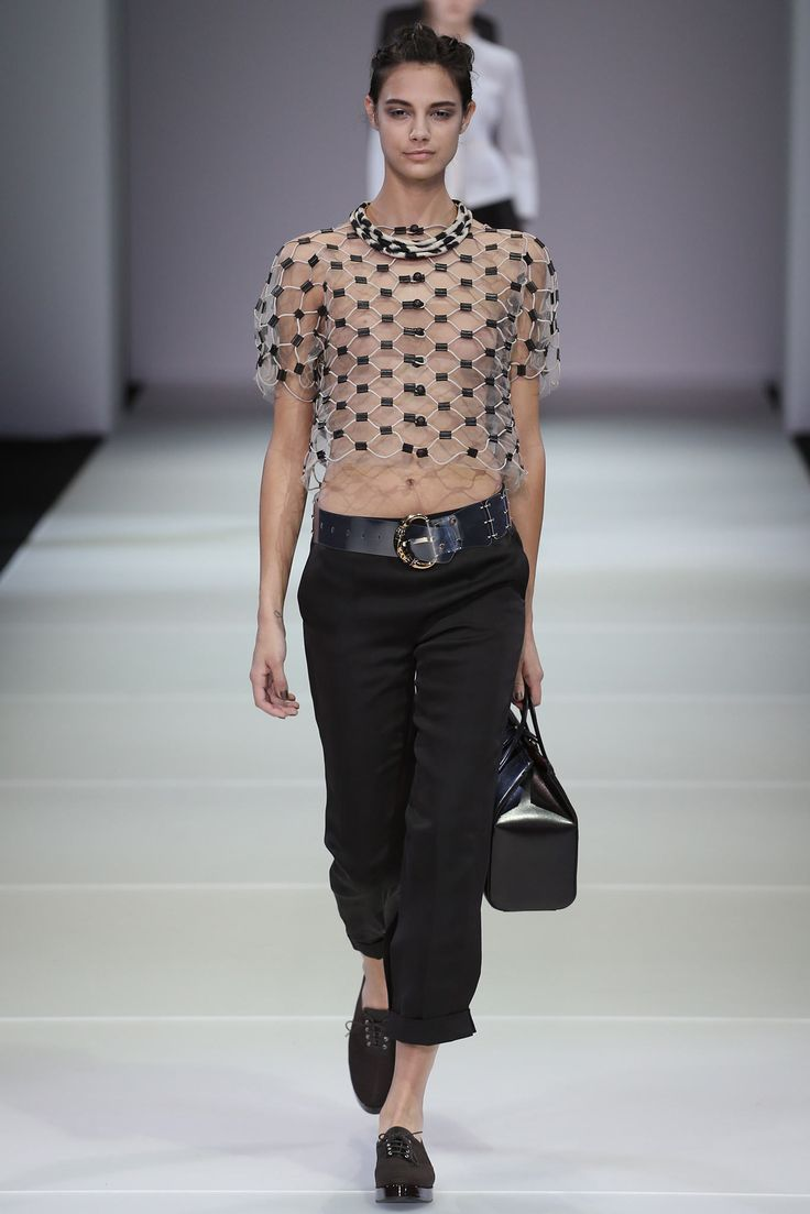Spring 2015 Ready-to-Wear - Giorgio Armani man shoes, great outfit