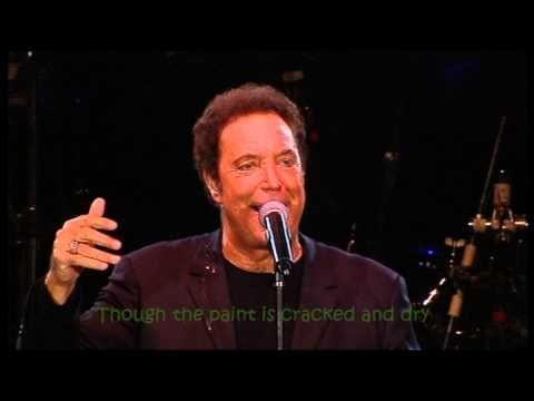 Tom Jones - Green Green Grass Of Home (with lyrics) - YouTube