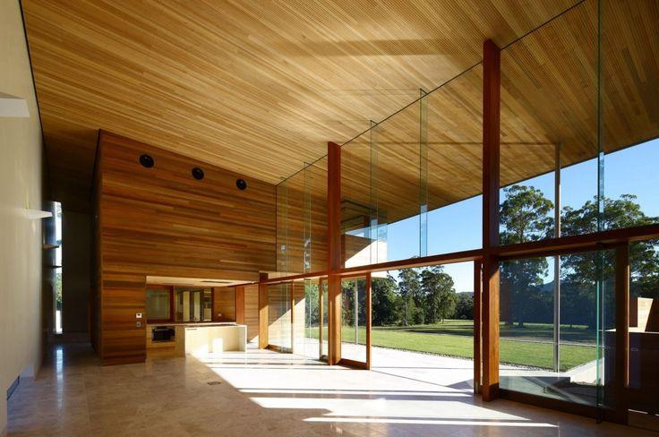 Openness2 Majestic Semi Rural Retreat in Brisbane, Australia #Modern #NewTech #House #Design