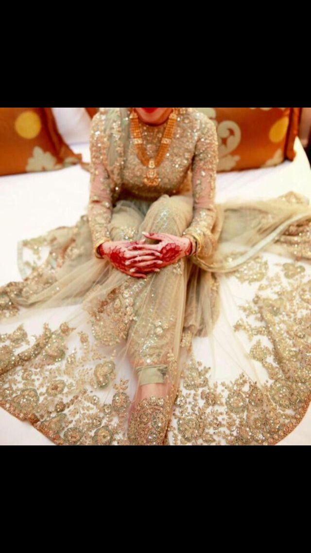 Pakistani couture. Pakistani bride