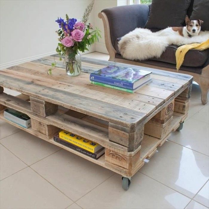 Les 20 meilleures id es de la cat gorie tables basses en - Table basse de salon en verre modulable ...