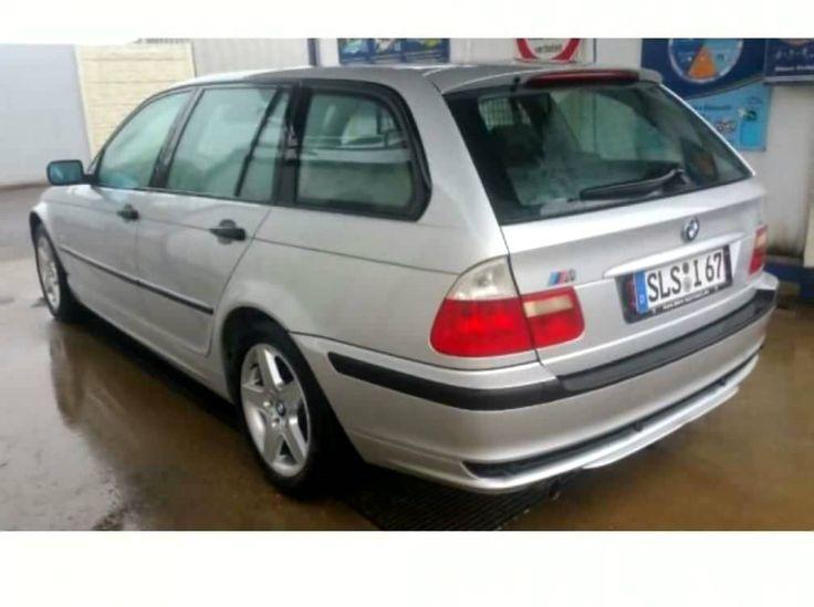 BMW 320 d Touring 2000/6 #Saarlouis  #Saarland Verkauf BMW 320 d Touring, 2000 Jahr der Veroeffentlichung.  Das Fahrzeug ist nur bedingt fahrbereit, da der Wandler defekt ist. Rückwärts fährt der Kombi ganz normal, vorwärts nur mäßig. Das Fahrzeug kann gerne besichtigt werden. Von außen sieht er für sein Alter sehr gut aus. Innen ist das Leder http://saar.city/?p=22055