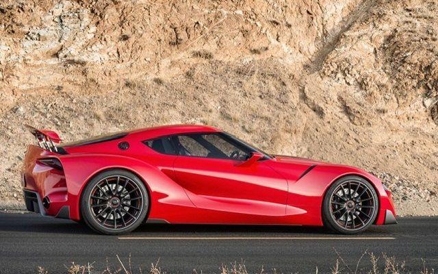 Toyota Supra 2016 >> 2016 Toyota Supra Price Specs Top Speed Release Date