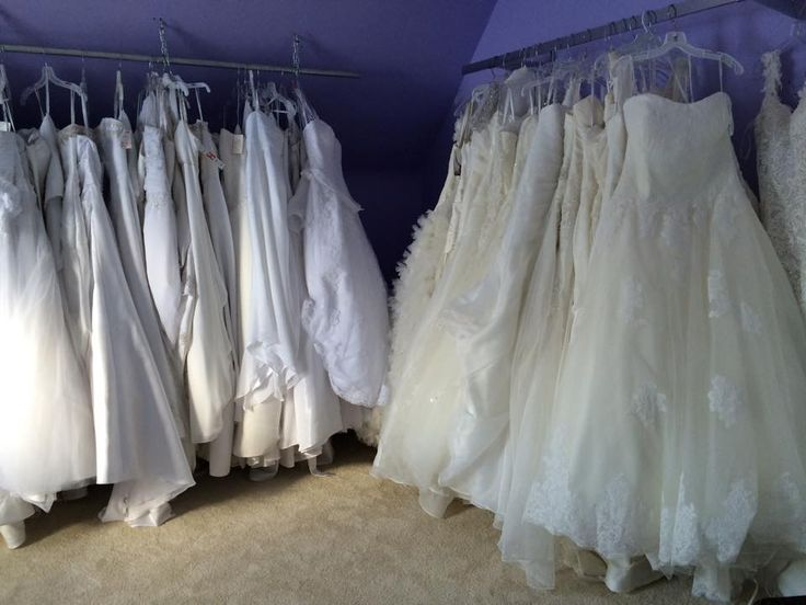 Vintage Style Wedding dress shopping at San Lilies Bridal boutique in Amherst, Nova Scotia