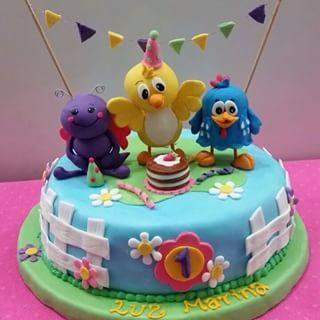 torta la gallina pintadita - Buscar con Google