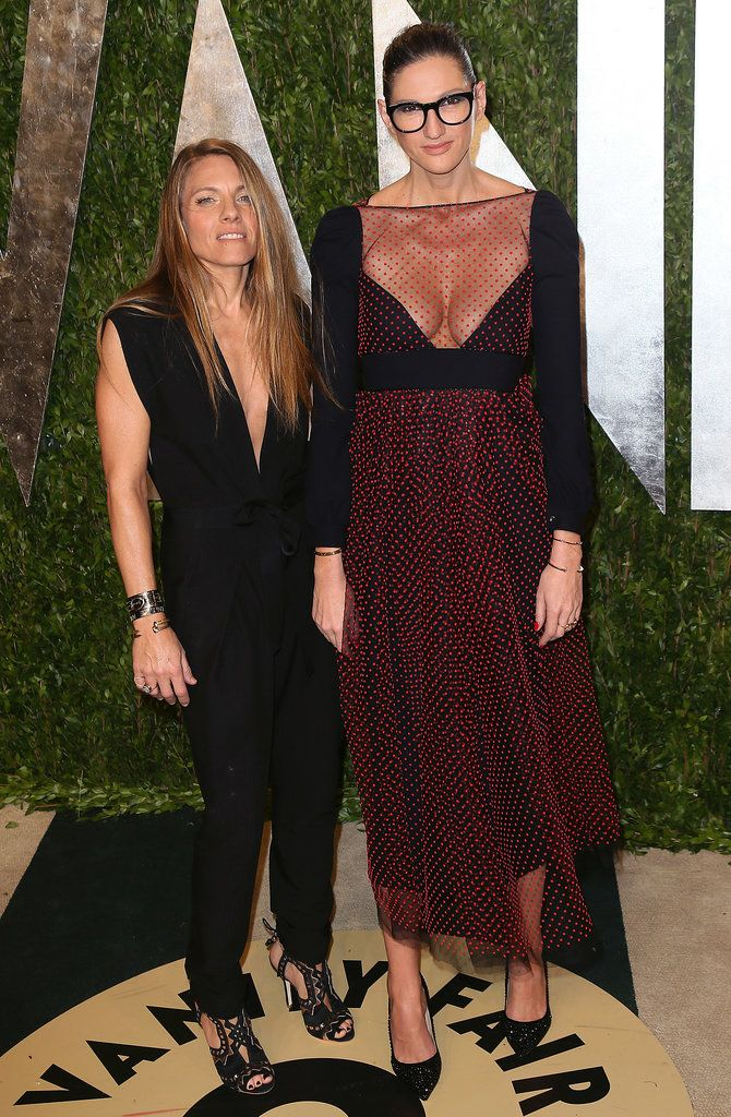 Courtney Crangi and Jenna Lyons Is this for real?
