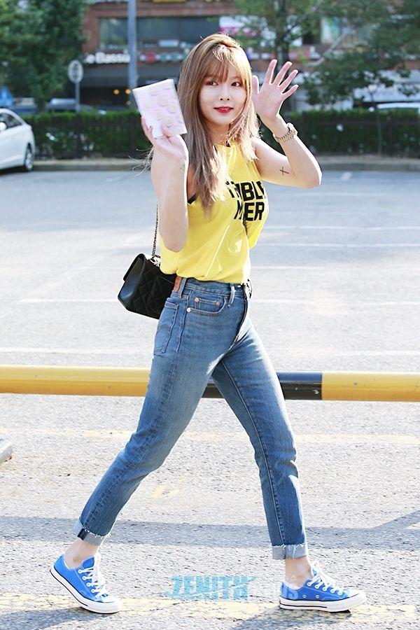 #hyuna, #kpop, #fashion