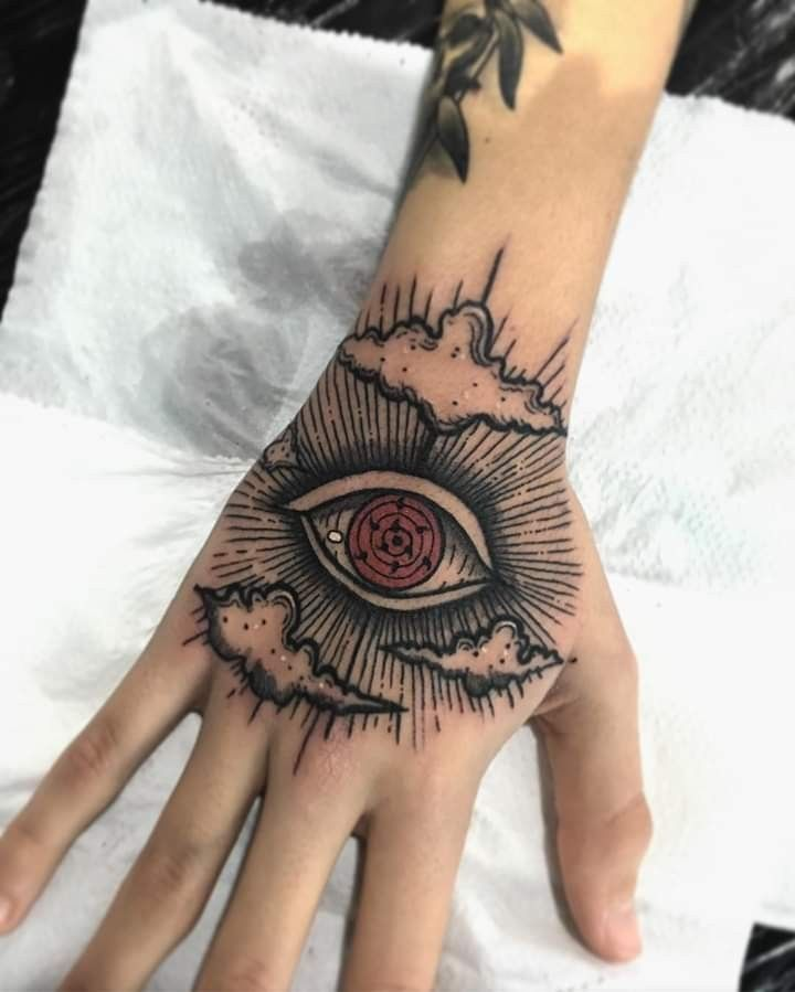Tattoo Naruto Hand Tattoos For Guys Naruto Tattoo Badass Tattoos