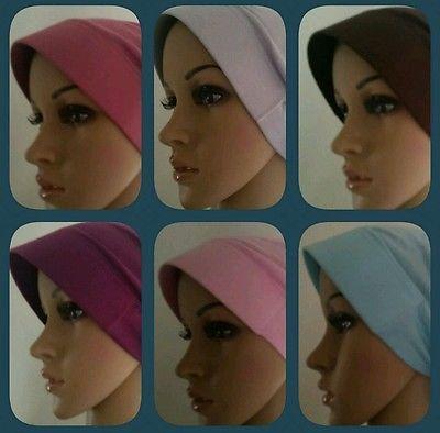 #Hijab Under Scarf #Caps for Women, Sajeda, #Islamic Arabic Clothing Shawls CapsHat