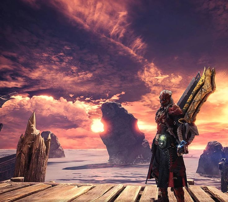 Astera sunset. . @monsterhuntergame #monsterhunterworld #monsterhunter #mhw #hunter #astera #sunset #scenery #capcom #playstation #playstation4 #ps4 #ps4pro #ps4share #xbox #xboxone #xboxonex #pc #screenshot #videogames #videogame #games #gaming #gamer #play #gamestagram #instagaming