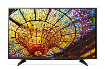 "49"" LG 49UH6030 4K UHD Smart LED HDTV  $150 Dell eGift Card $374.00 after $75 Slickdeals Rebate  Free S&H #LavaHot http://www.lavahotdeals.com/us/cheap/49-lg-49uh6030-4k-uhd-smart-led-hdtv/227948?utm_source=pinterest&utm_medium=rss&utm_campaign=at_lavahotdealsus"