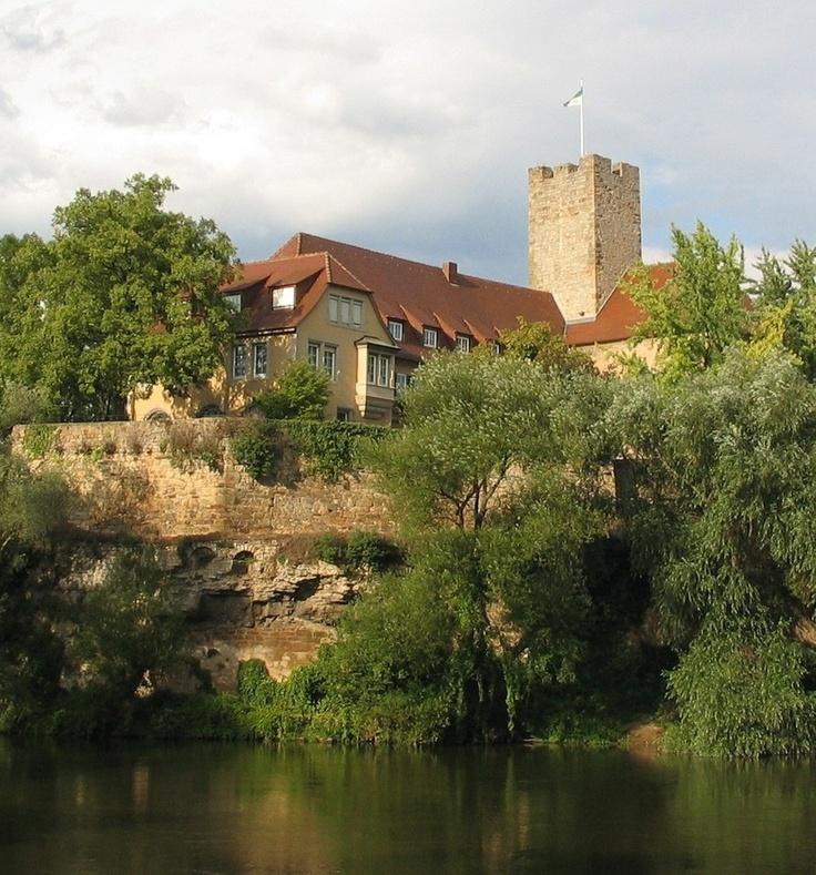 Lauffener Rathausburg