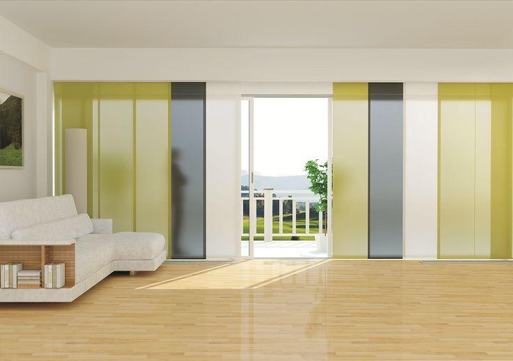 13 best panneaux japonais rideaux images on pinterest shades blinds and curtains. Black Bedroom Furniture Sets. Home Design Ideas