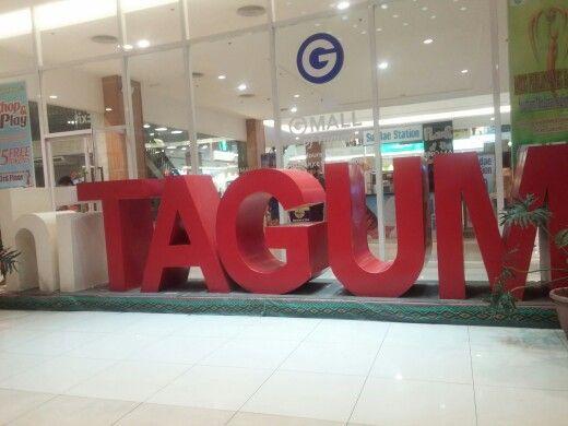 Hello!!! Tagum.😉