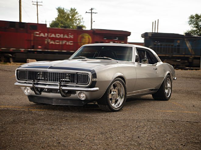 This 1967 Chevrolet Camaro Boasts 800 HP