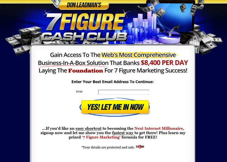 $8400 Per Day - ACT FAST