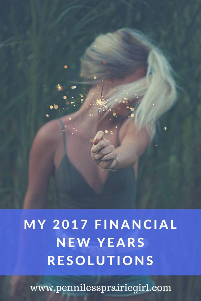 My 2017 Personal Finance Goals