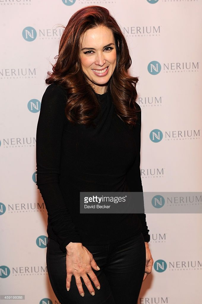 Actress Jacqueline Bracamontes attends the gift lounge during the 15th annual Latin GRAMMY Awards at the MGM Grand Garden Arena on November 18, 2014 in Las Vegas, Nevada.