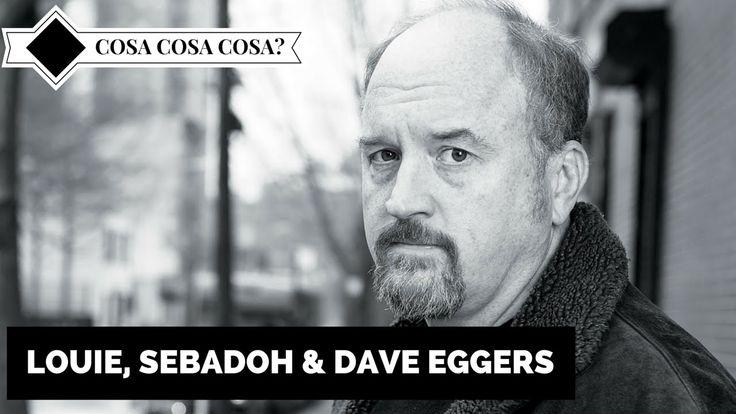 Louie, Sebadoh & Dave Eggers