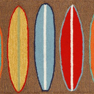 Beach Style Doormats by Transocean houzz $39. 24x36 or 20x30