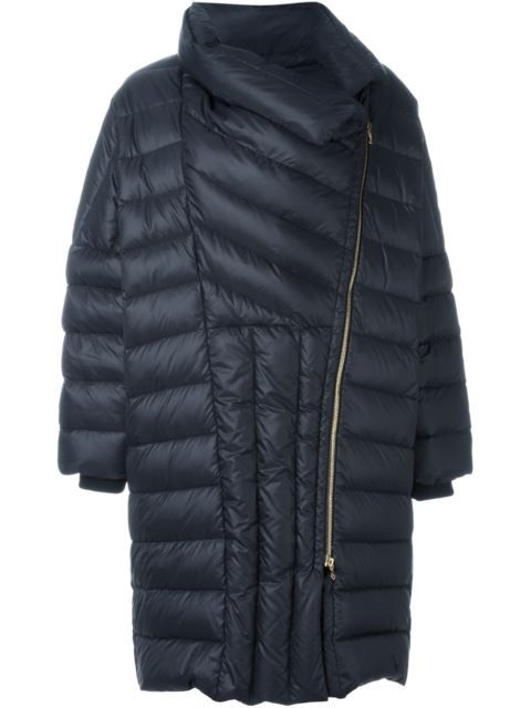 Shop Lanvin oversized padded coat in The Corner Berlin from the world's best…