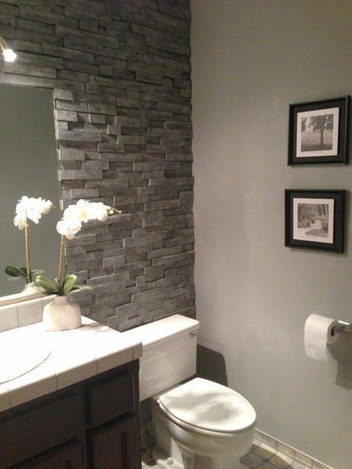 40 Erstaunliche Badezimmer Deko Ideen With Images Diy Bathroom
