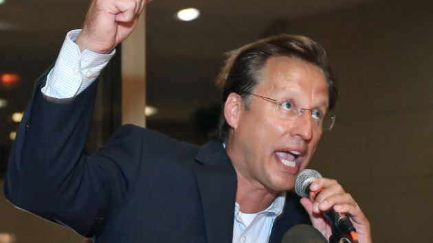 """David Brat, the Libertarian Who Beat Eric Cantor, Doesn't Believe in the """"Common"""" Good--Brat has called for slashing Social Security, Medicare, and education spending and says """"rich"""" nations don't have to fear climate change."""