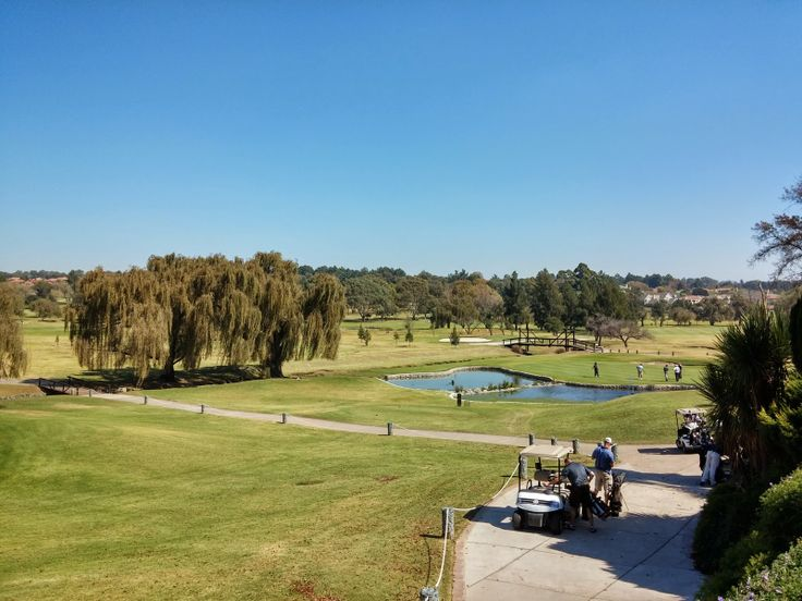 Modderfontein Golf Club
