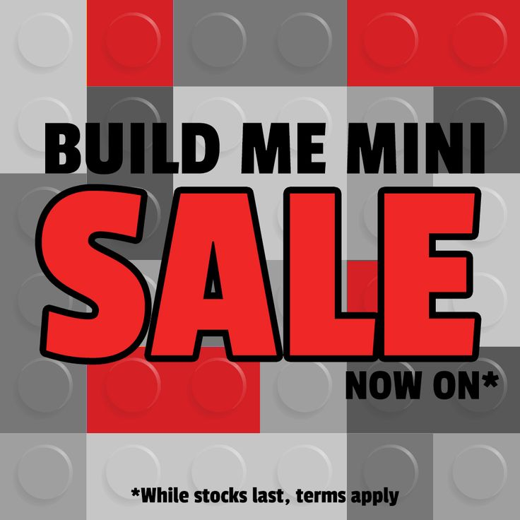The wait is over. It's January sale time! Check out our store for all the latest deals. One month only, while stocks last...  #shopping #sales #januarysales #eshoppers #lego #pjs #helmet #shoppers #2016 #bricknetwork #legophoto #minifigures #toyphotography #minifig #afol #legostagram #minifigureme #buildmemini #photos #photographer #toyslagram_lego #legosale #online #shop #legoshop #discountlego