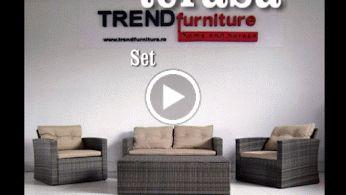 Am introdus un nou set te terasa! http://www.trendfurniture.ro/set-terasa-paleo/ Ce parere aveti la prima impresie?