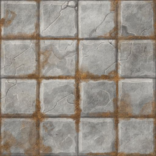 ArtStation - Hand Painted Textures, Metric Meditation