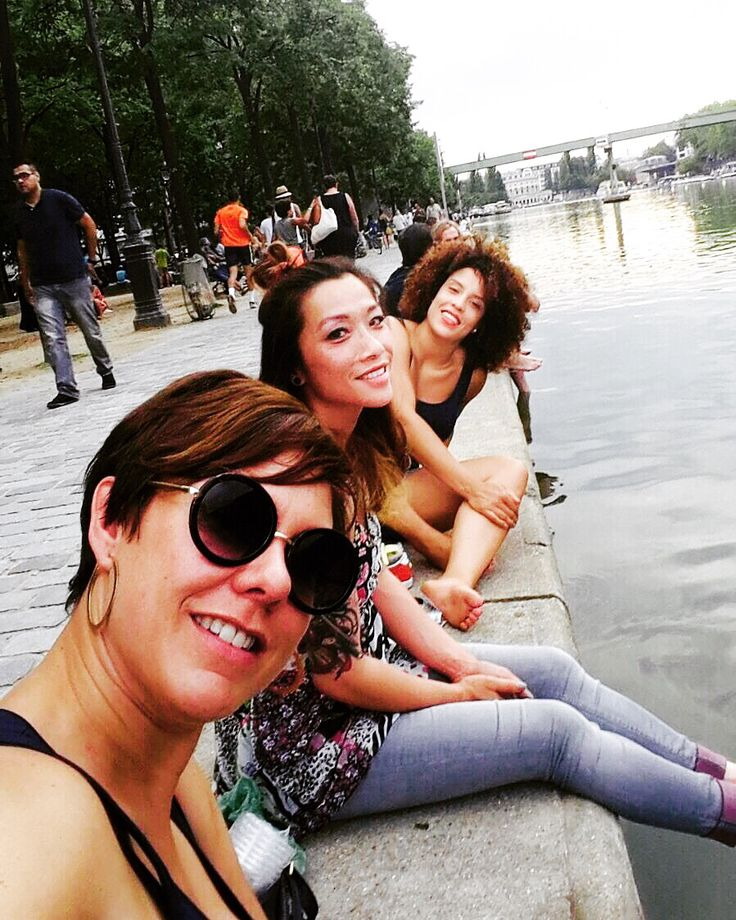 A day in paris with my girls