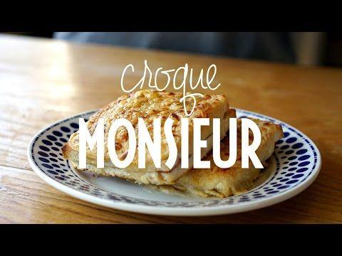 Croque Monsieur & Les Passages Couverts | Rendez-vous à Paris 2 - YouTube