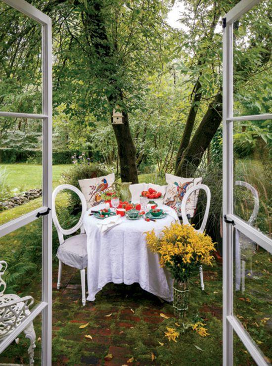 68 best Jardins \ espaces extérieurs Décormag images on Pinterest - plan de maison avec patio