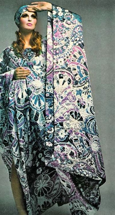 Vogue 1968 Samantha Jones