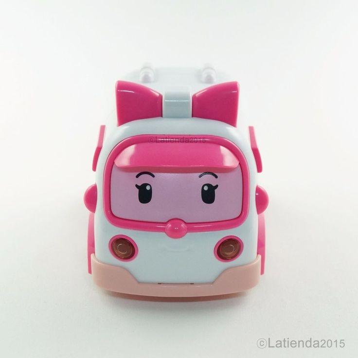 #Amber #Robocar #Poli #Korea #Animation #Character #Educational #Gift #Robot #Kids #Toy #Academy
