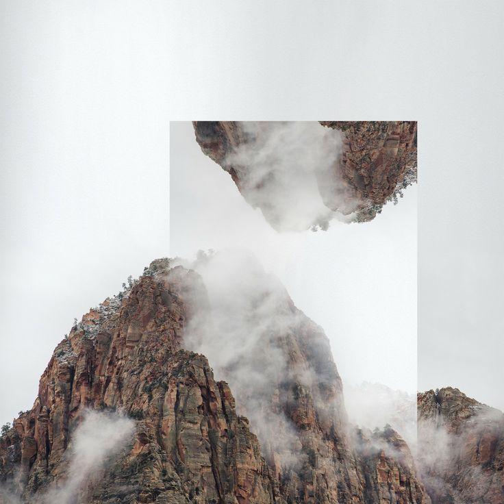 Les paysages réfléchis de Victoria Siemer