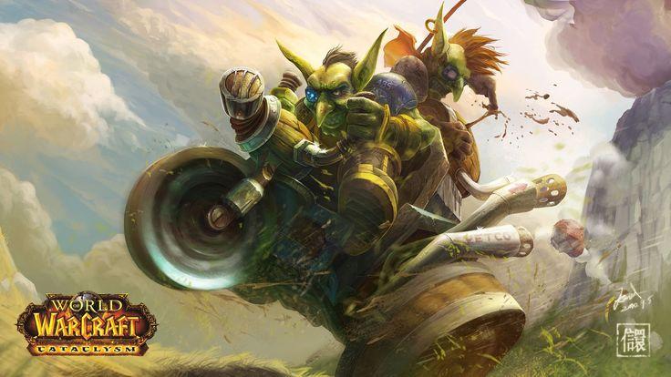 world of warcraft wallpaper | World of Warcraft: Cataclysm 1080p Wallpaper World of Warcraft ...