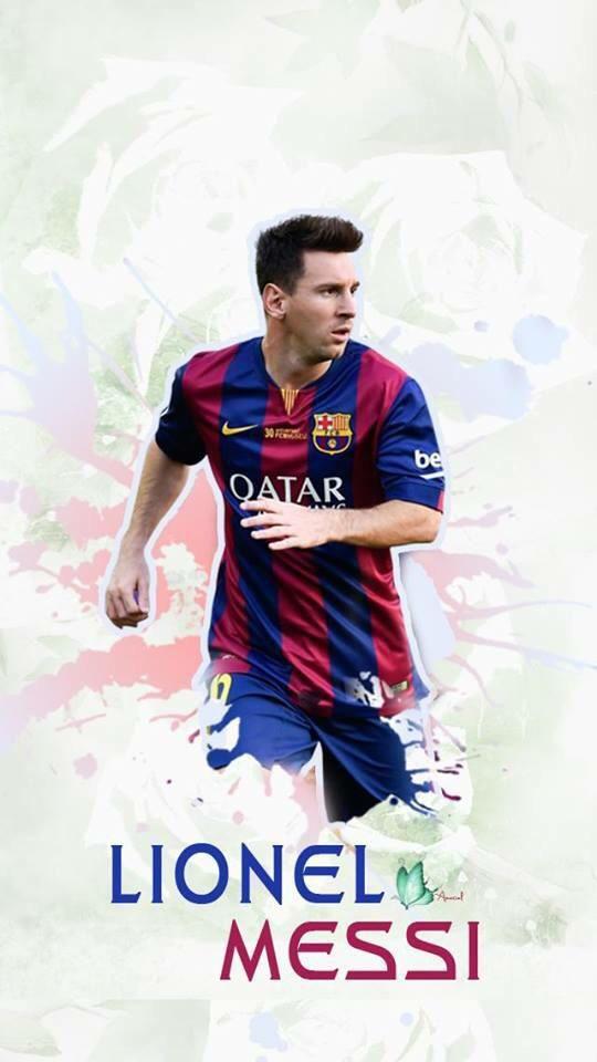 603. Wallpaper: Messi #fcblive [via @gattary]