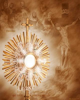 Catholic Perpetual Adoration | Perpetual Adoration :: St. Ann Roman Catholic Church (Morganfield, KY)