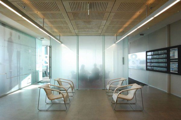 S&T Auckland Office Fitout » Stephenson & Turner