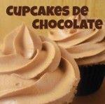 Cupcakes de Chocolate (super chocolateados!)