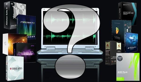 Selecting the Right DIgital Audio Workstation Software. Trying to find the right software package for your digital audio workstation can be quite a task.